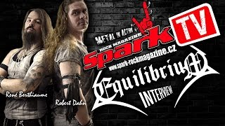 """SPARK TV: EQUILIBRIUM - interview and competition for CD """"Armageddon"""""""