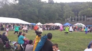 Women's smoke dance bear mountain 2014