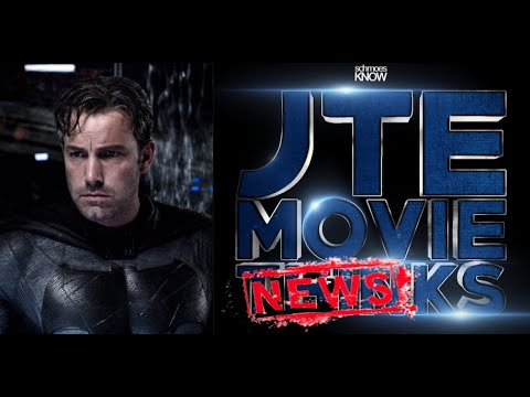 JTE Movie News! - Top Gun 2, Sundance and Batman kills?