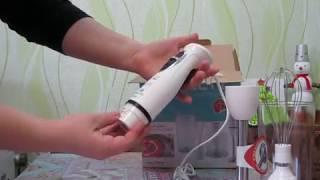 Распаковка блендера  SCARLETT SC-HB42F20 из Rozetka.com.ua.