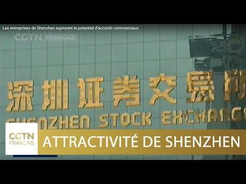 Les entreprises de Shenzhen explorent le potentiel d'accords commerciaux