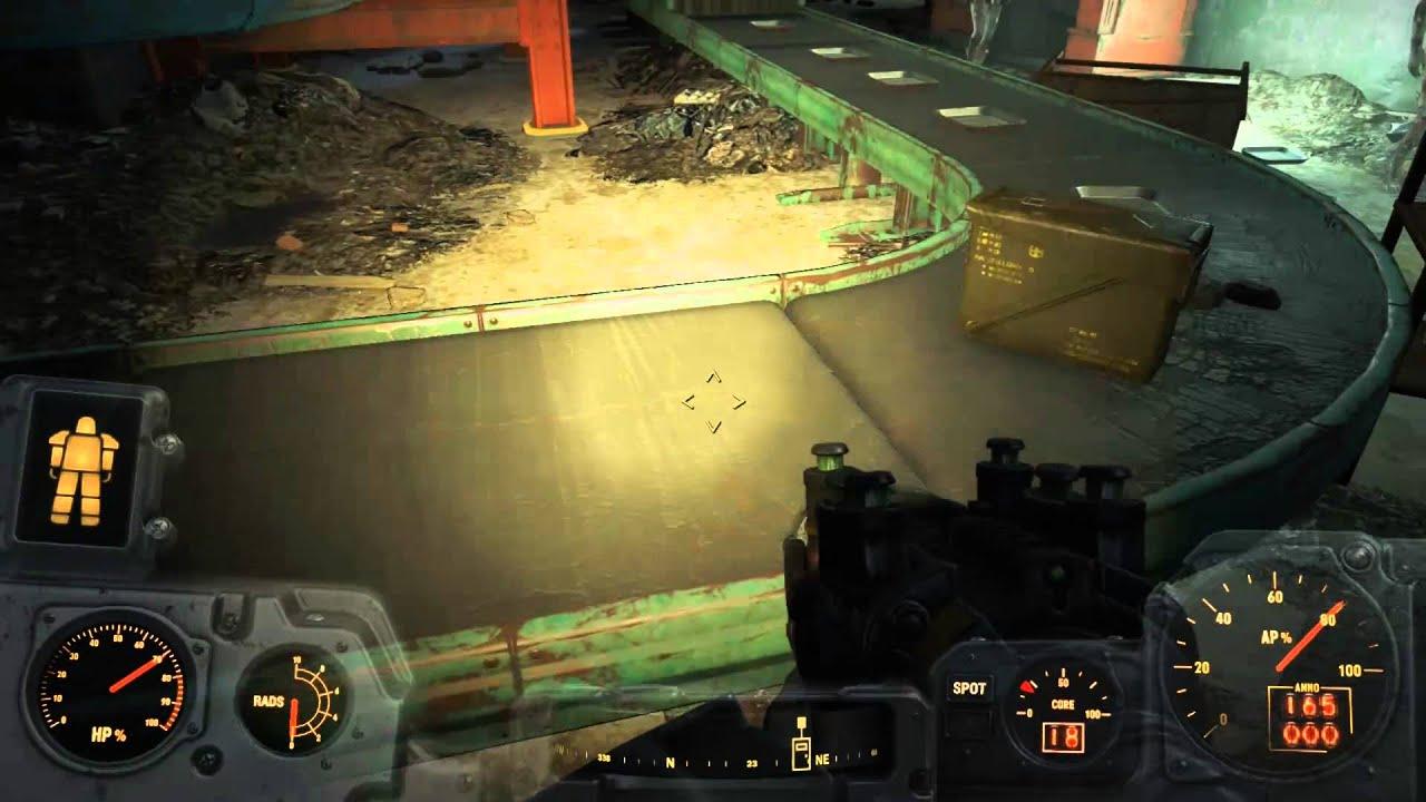 Fallout 4 › Aluminum Mine - YouTube