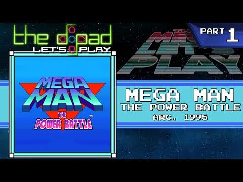 """Junk Robots"" - PART 1 - Mega Man: The Power Battle"