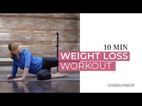 Essentrics Aging Backwards #2 - Speed Your Weight Loss