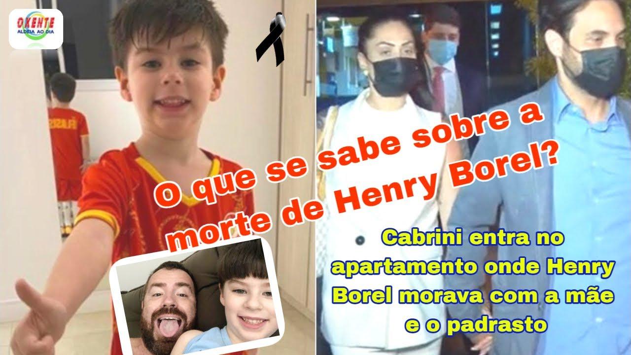 Cabrini entrevista a mãe e o padrasto do menino Henry Borel - YouTube