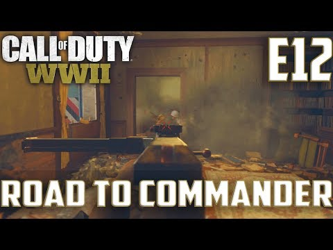 Call Of Duty World War 2(RTC)PS4 Ep.12-WAR On Operation Breakout(STG 44 Haywire II Gameplay)