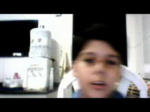 Vídeo da webcam de 9 de maio de 2013 20:42