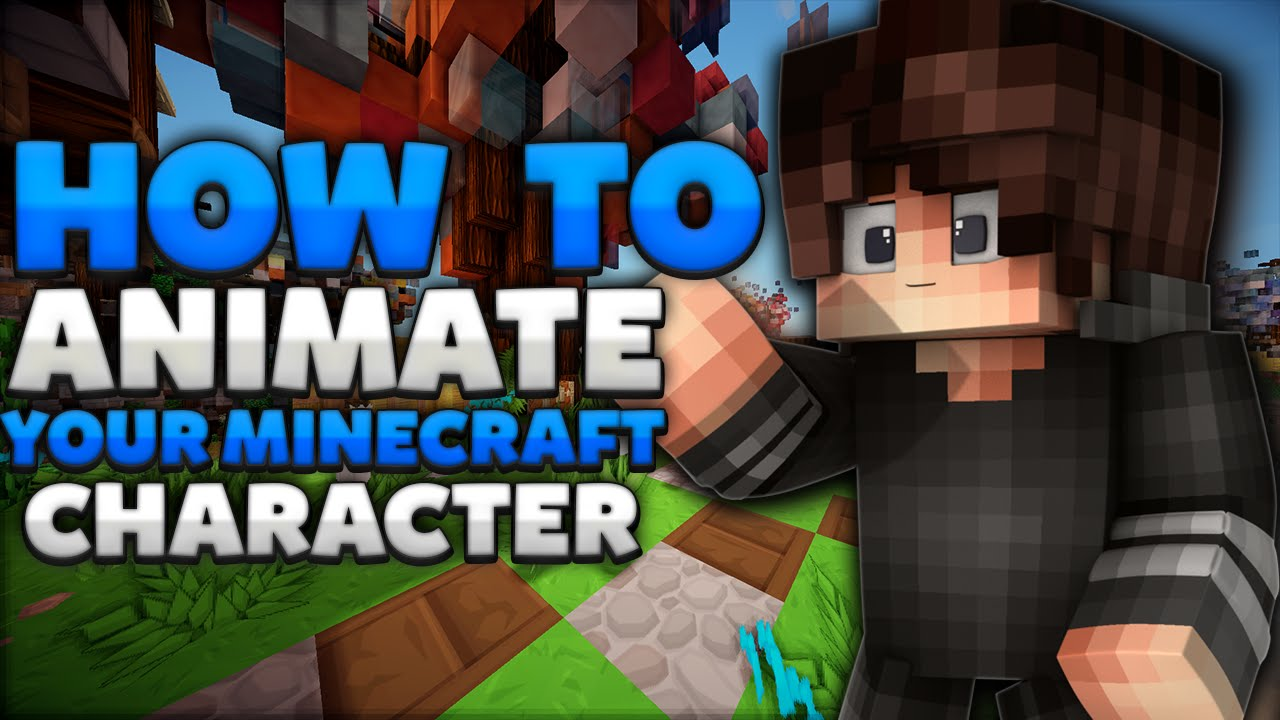 How to animate your minecraft character for free new 2016 easy how to animate your minecraft character for free new 2016 easy ccuart Images