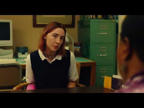 LADY BIRD di Greta Gerwig - Candidato a 5 premi Oscar - Trailer Italiano Ufficiale