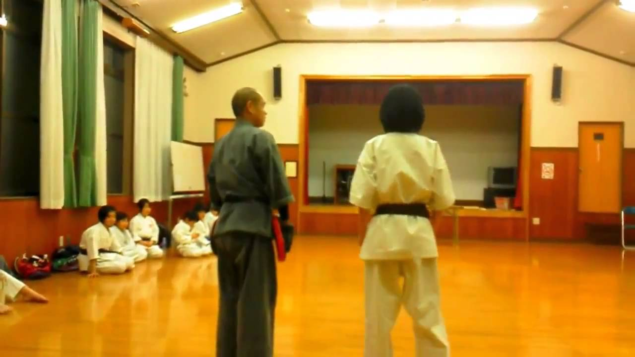 Ls women who know martial arts remarkable, rather