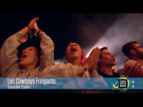 Les Cowboys Fringants live - FEQ 2017