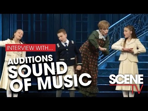 Sound of Music, Adelaide – Childrens Auditions