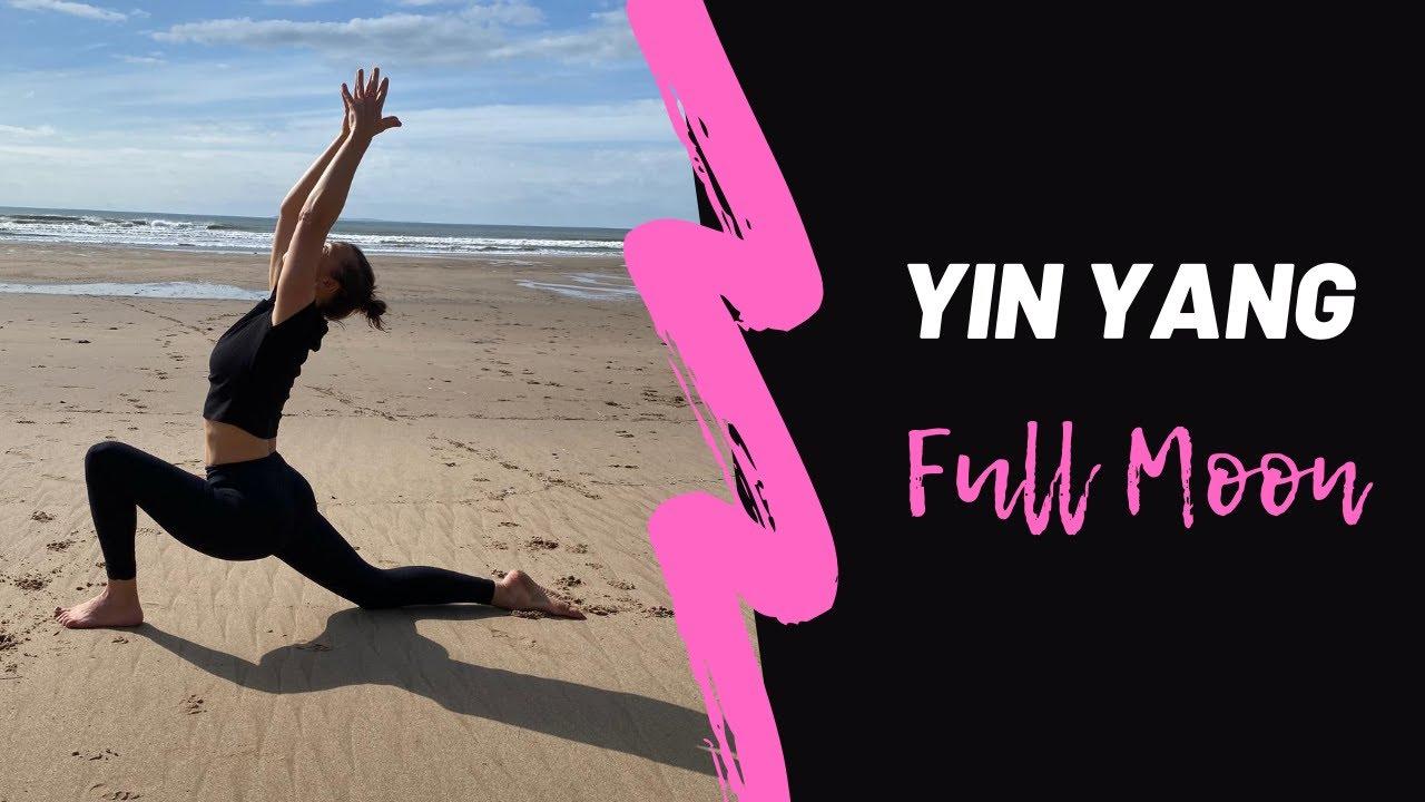Yin Yang : Full Moon
