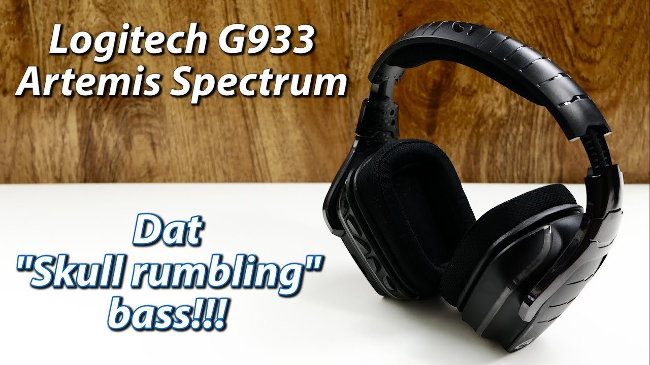 Logitech G933 Artemis Spectrum Review | Dat