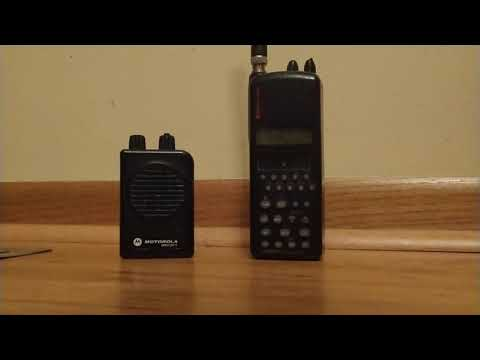 [Tones] Minitor V Weekly EMS Tones