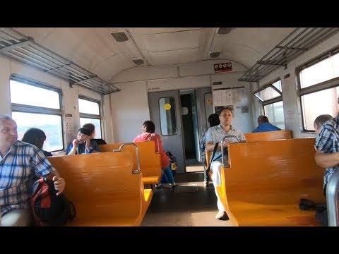 ЭТ2М-042, маршрут: Санкт-Петербург - Луга-1