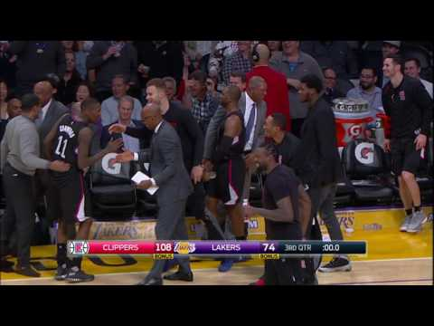 The Clippers with not One But TWO Buzzer Beaters, in Los Angeles! | March 21 2017