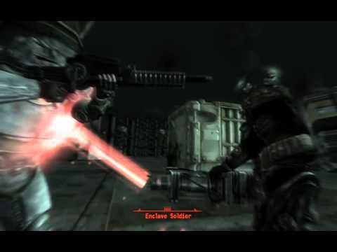 A n00b Play's - Fallout 3 DLC Broken Steel Final |