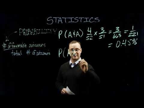 Sport Psychology   Statistics - Probability - Part 2 of 2