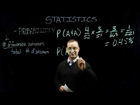 Sport Psychology | Statistics - Probability - Part 2 of 2
