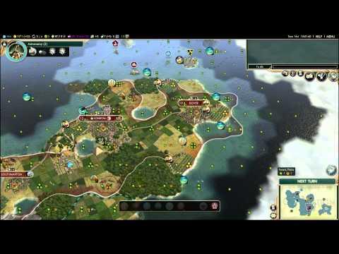 Civilization V By Land & Sea (Anglo German Alliance) Episode 8