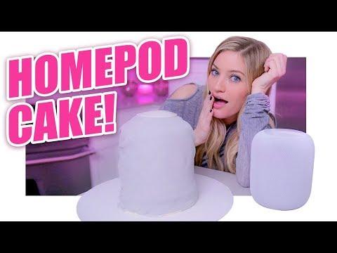 HomePod Cake!