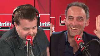 """Raphaël Glucksmann :""""On va lancer une campagne avec Claire Nouvian pour ébranler la scène politique"""""""