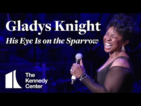 """Gladys Knight - """"His Eye Is on the Sparrow"""" 