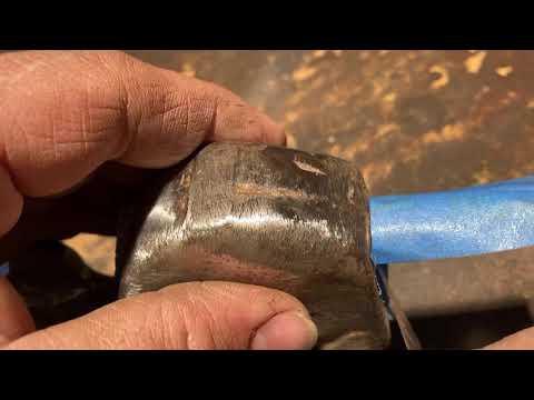 Restoring Ridgid wrench