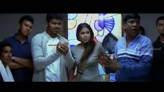 Sachein Tamil Movie Scene | Vijay and Bipasha Basu Love Scene | Genelia | Vadivelu | Santhanam
