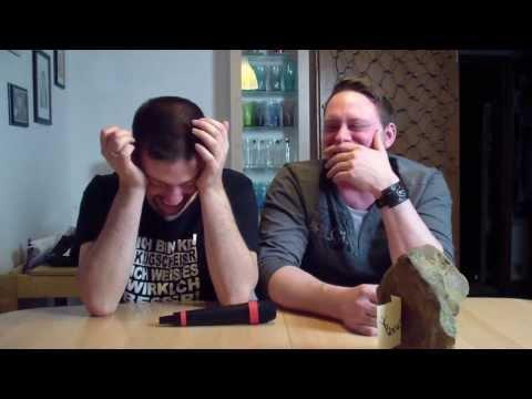 "Dwayne ""The Rock"" Johnson - Funny Interview + Outtakes [English + German] HD"