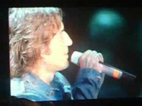 Luciano Ligabue Ci sei sempre stata ai Wind Music Awards 2011