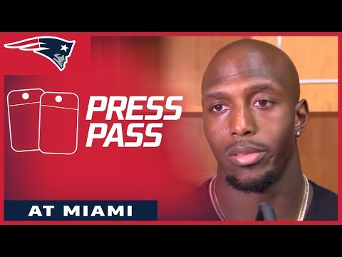 Patriots players react to Monday night loss in Miami