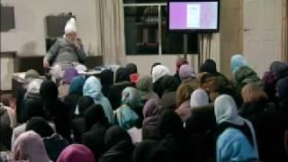 Gulshan-e-Waqfe Nau (Nasirat) Class: 24th January 2010 - Part 5 (Urdu)
