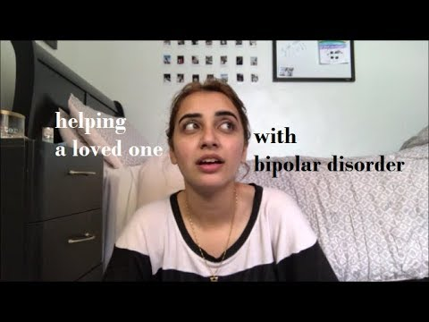 Helping Someone With Bipolar Disorder