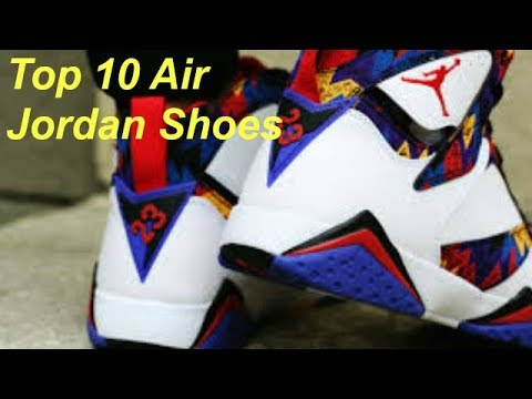 most famous jordan shoes of all time