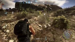 XxLRG_EdwinxX GHOST RECON WILDLANDS GAMEPLAY GHOST WAR 4 V 4