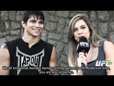 UFC Rio:  Erick Silva Interview