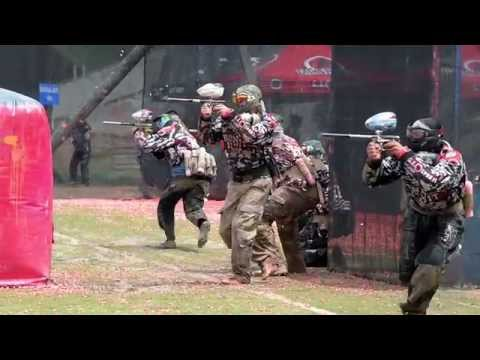 Paintball: 2015 AXBL-Lite Planet Eclipse Open by SeeUs Films