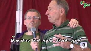 Baratze bat (Erramun Martikorena Mikel Markez)