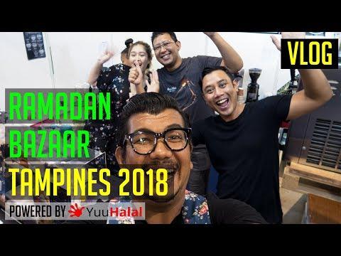 Tampines Ramadan Bazaar 2018 | Singapore Halal Food