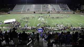 Panther Band Post Homecoming Game Show Sept 22, 2018