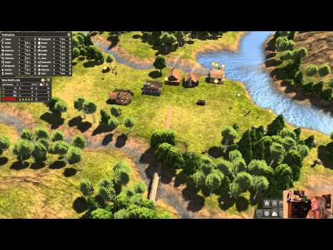 Banished 6 - Mountains, Harsh, Hard, Disasters On (What could possibly go wrong?)