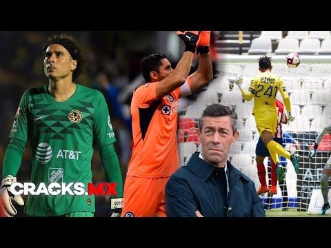 "AMÉRICA, único INVICTO; ya jugó OCHOA | CORONA rescata a AZUL ""sin ALMA"" | GOLAZO de PORTERO tuzo"