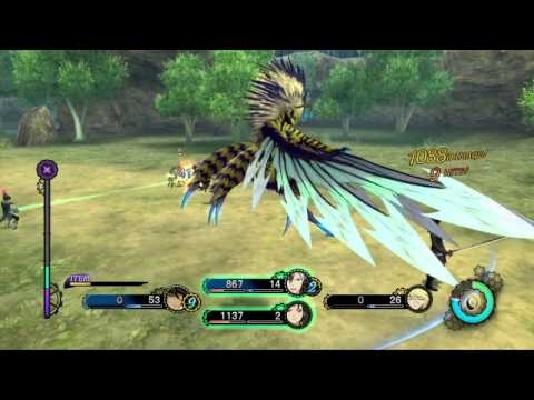 Tales of Xillia 2: 32 Not The BEES!