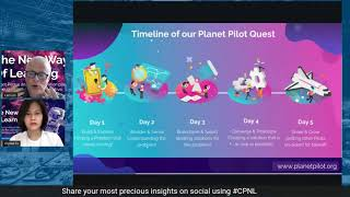 A Healthy Planet Managed by Empowered Kids  How Planet Pilots Are Born