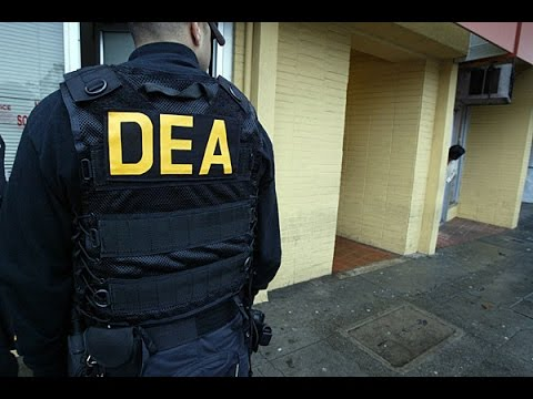 DEA Employees Fail Drug Tests & Get Away With It