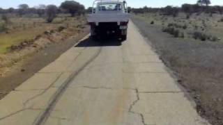 V8 Landcruiser exhaust