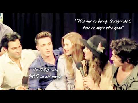 "Colton Haynes &  Holland Roden || ""We're a little more than friends though"""