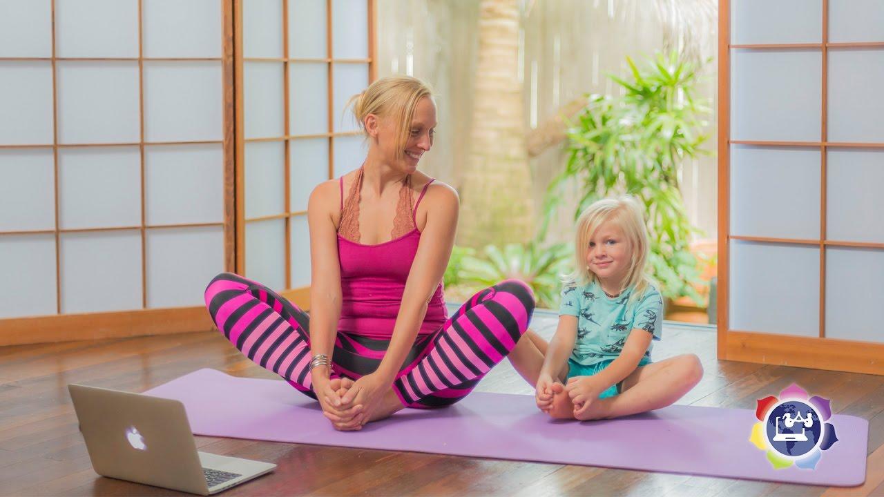 Online Kids Yoga Teacher Training - YouTube